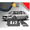 UV CAR SUN SHADES AUDI A6 C7 SEDAN SALOON (2011-)